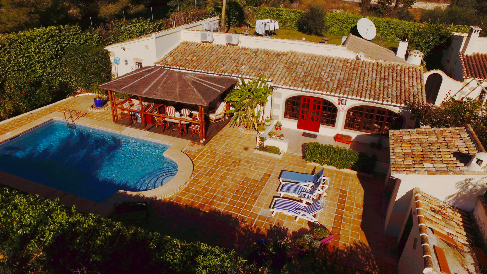 Detached villa Valls