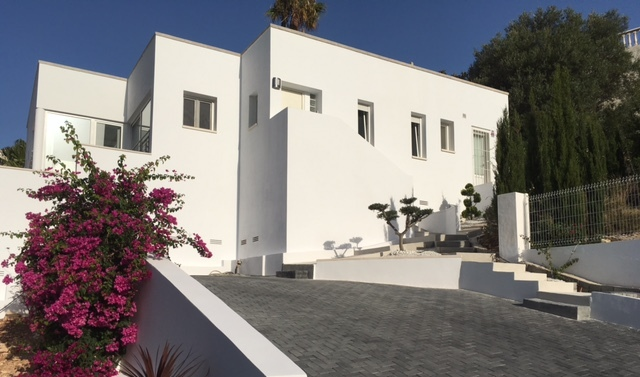 Moderne Villa, Monte Solana