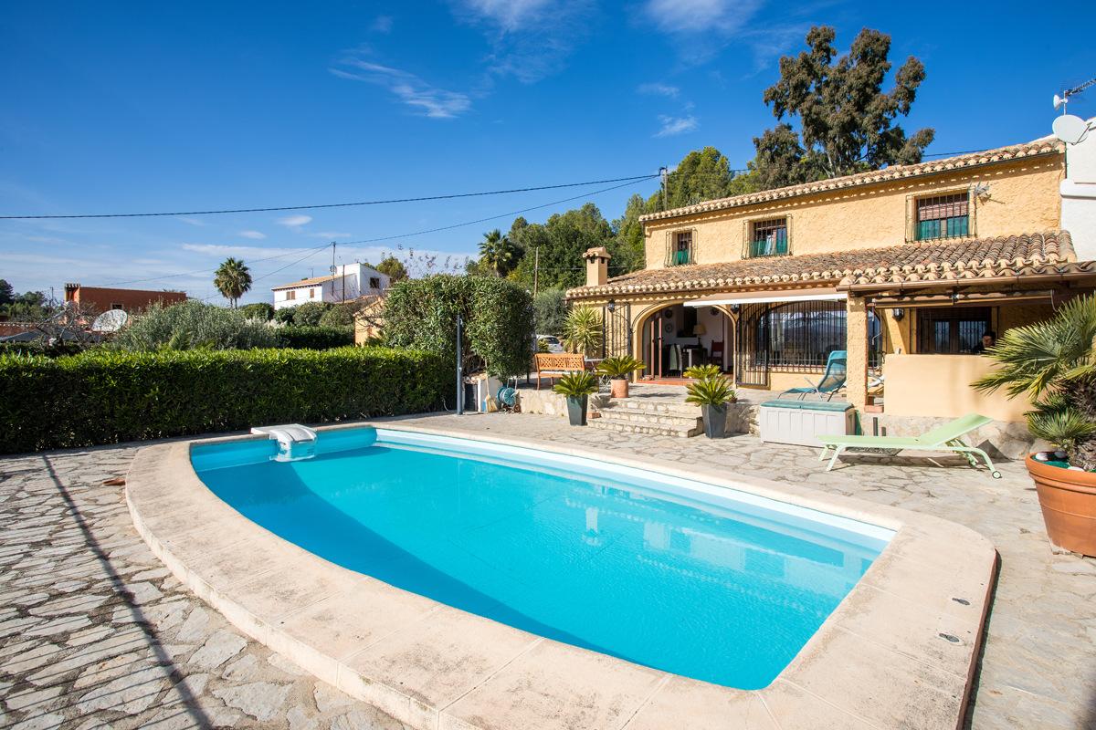 Finca stijl Villa