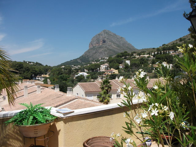 Penthouse Apartment, Javea Old Town