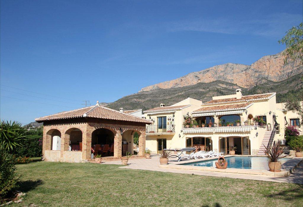 Villa Impressionnant, Valls