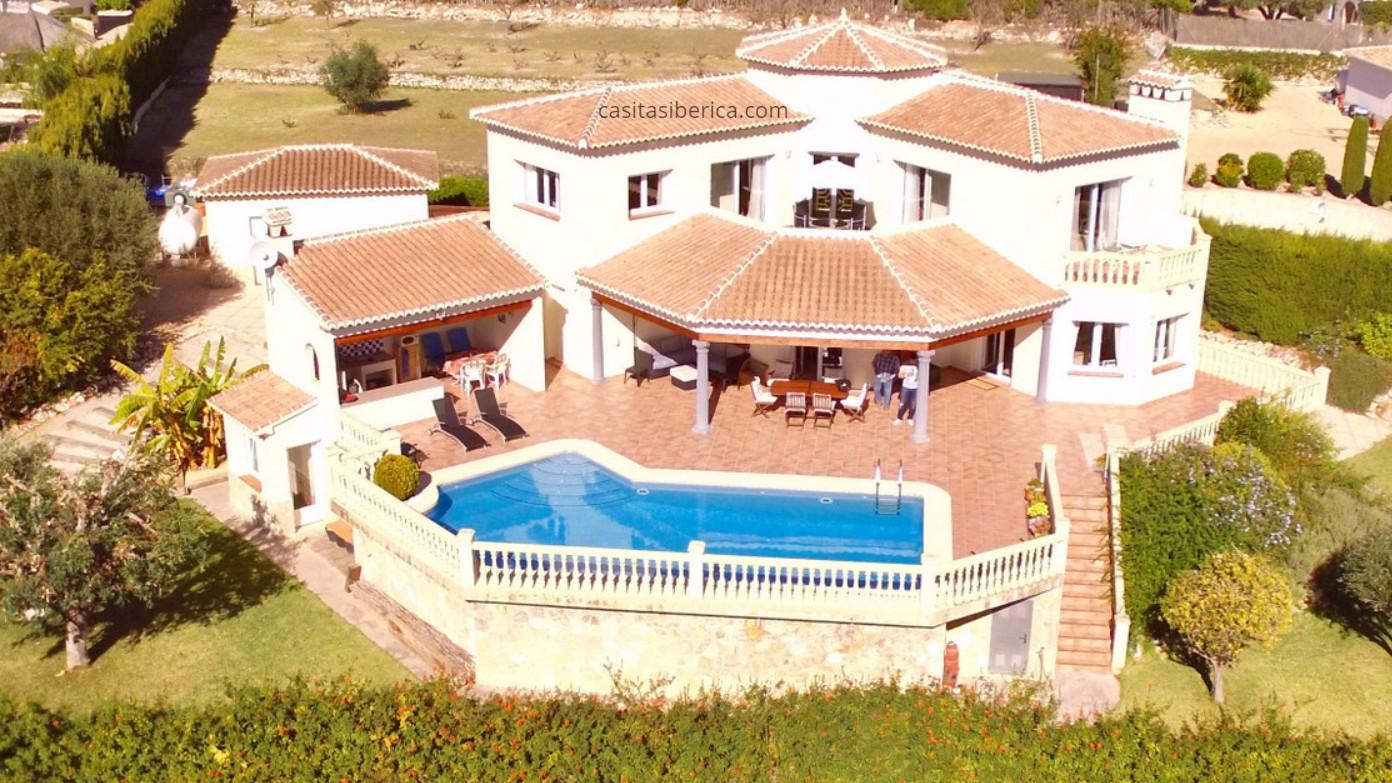Villa impressionnante
