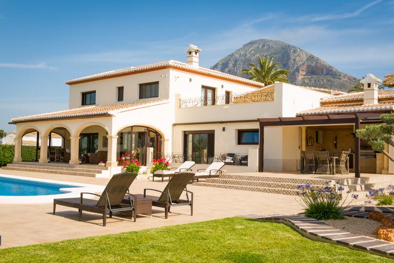 Villa magnifique, Valls