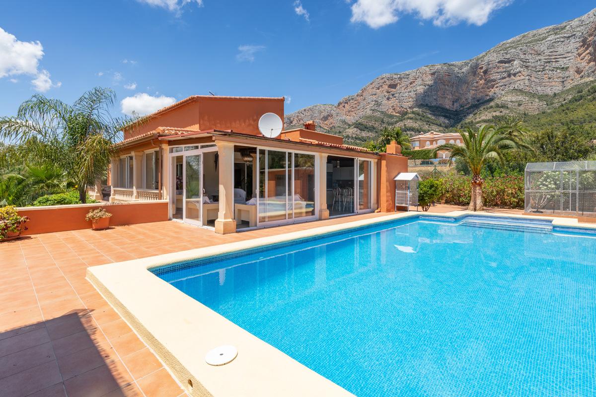 Villa spacieuse